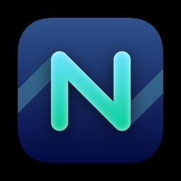 Network widget for macOS